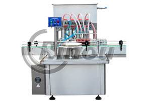 AVF Viscosity Jam Filling Machine (Ketchup and Cream Filling Machine)